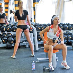 Фитнес-клубы Мытищ