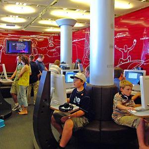 Интернет-кафе Мытищ