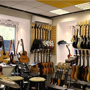 Музыкальные магазины Мытищ