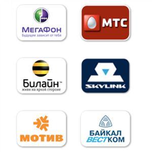 Операторы сотовой связи Мытищ