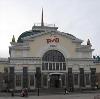 Железнодорожные вокзалы в Мытищах