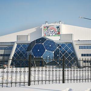 Спортивные комплексы Мытищ