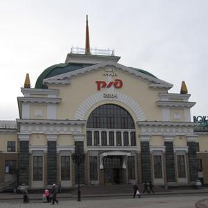 Железнодорожные вокзалы Мытищ